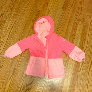 OshKosh winter jacket size 5/6
